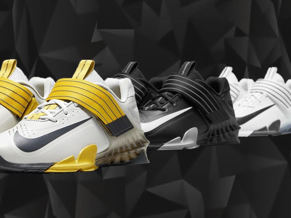 Nike Savaleos: schoenen voor gewichtheffen