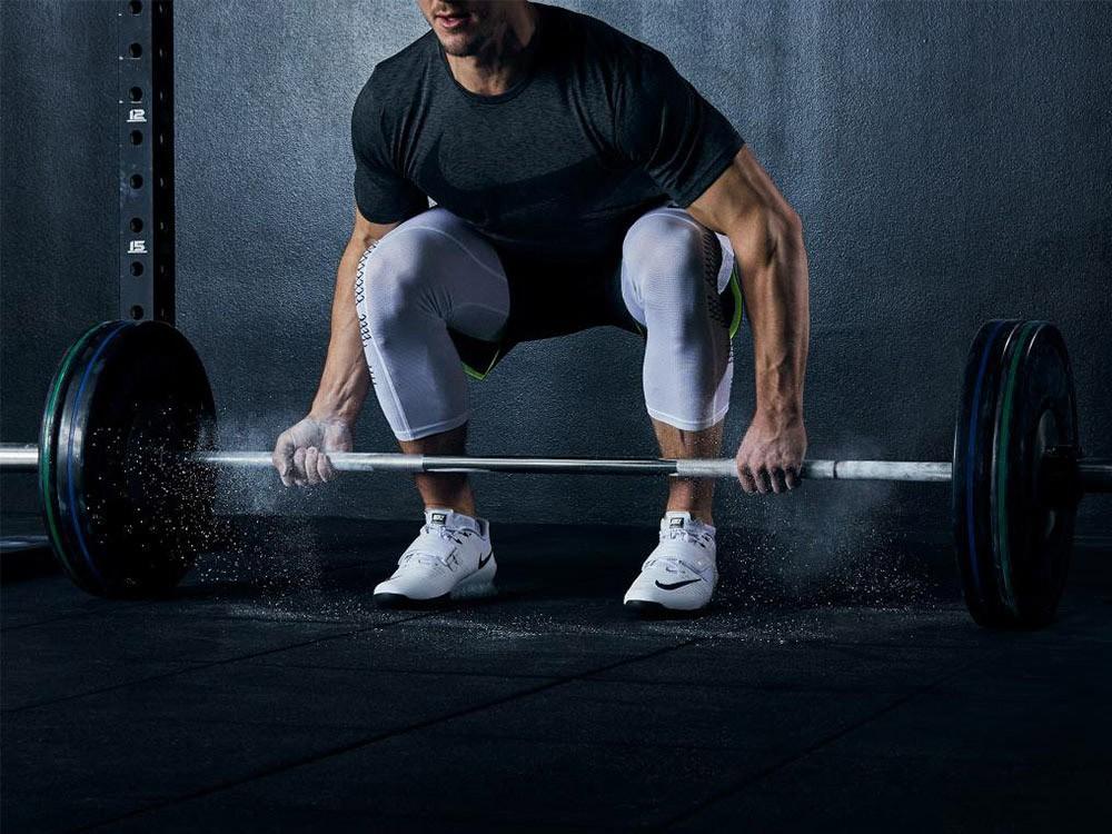 Wanneer draag je Gewichthefschoenen?