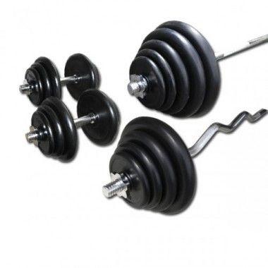 Rubberen Complete Set 108kg