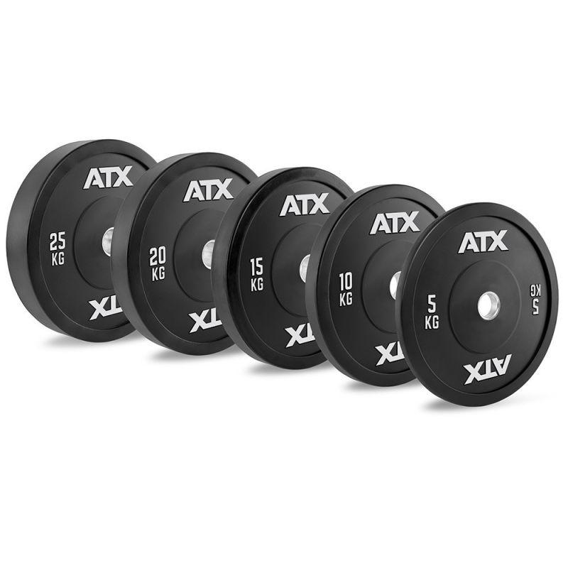ATX Gym Bumper Plates