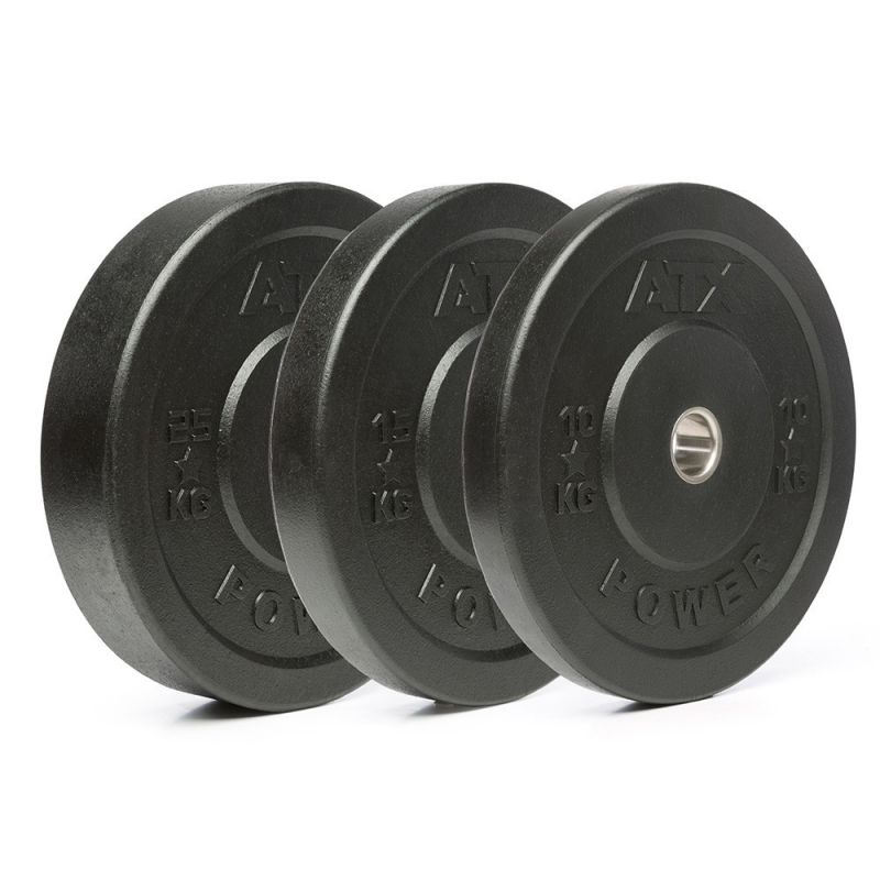 ATX Rough Rubber Bumper Plates