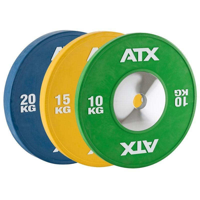 ATX Premium Bumper Plates (Gekleurd)
