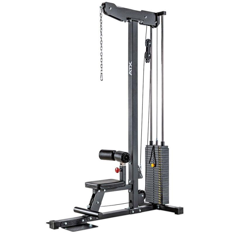 ATX Lat Machine LSW-740 met 125 kg Gewichtstapel