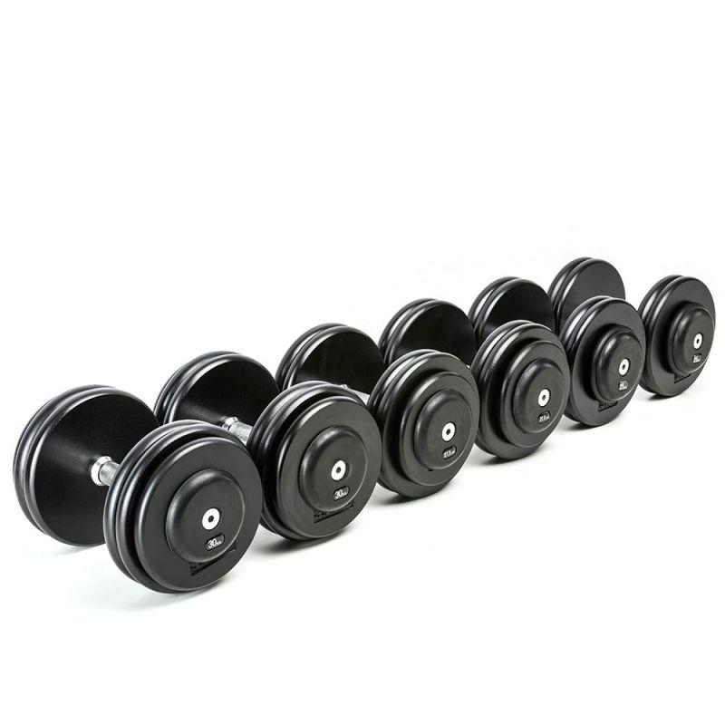 CHD Complete Set Gietijzer - 1 kg stappen