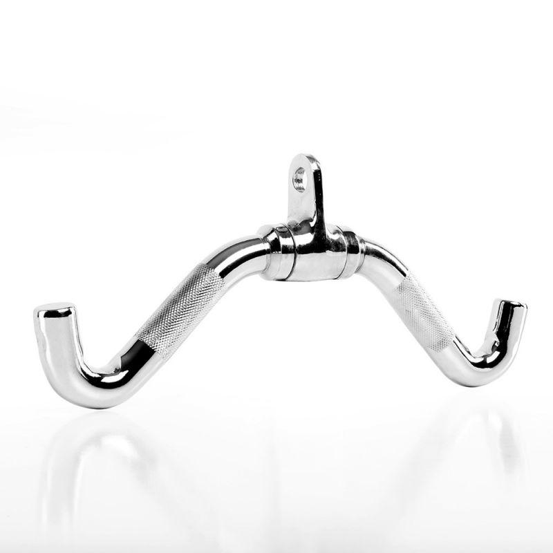 Triceps/Bicepsgreep - Verchroomd