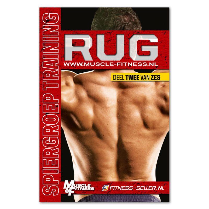 Trainingshandboek voor de rug