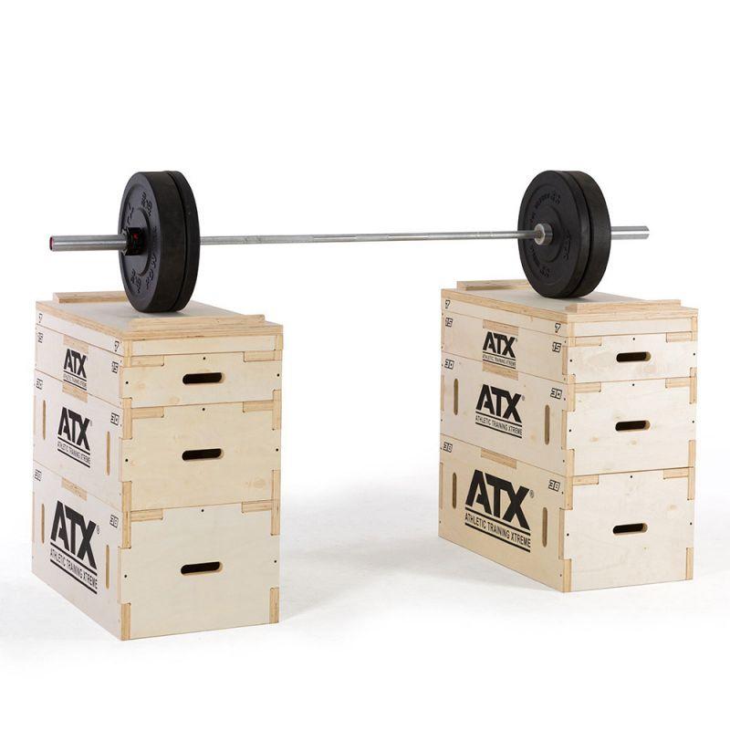 ATX Houten Jerk Blocks