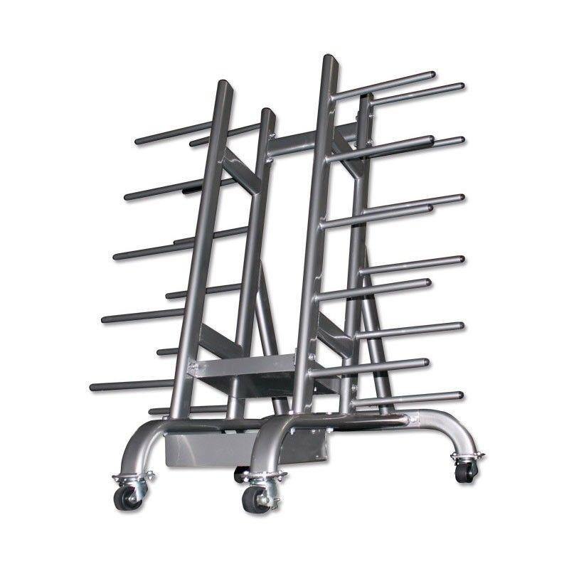 Aerobic Set Rack
