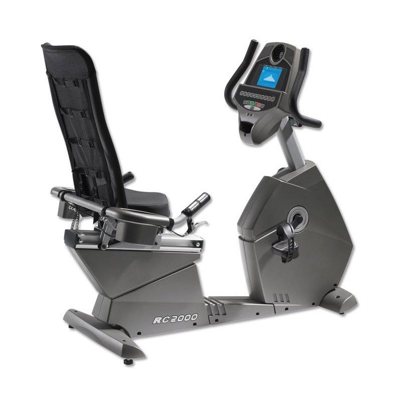 U.N.O. Recumbent Bike RC2000
