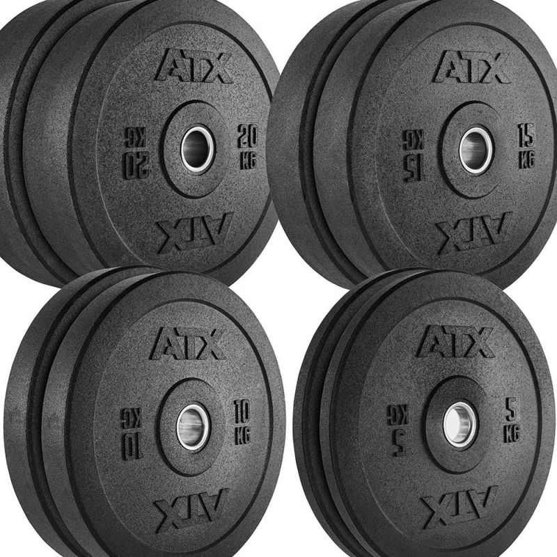 ATX Big Tire Bumper Plates - 100 kg Voordeelpakket