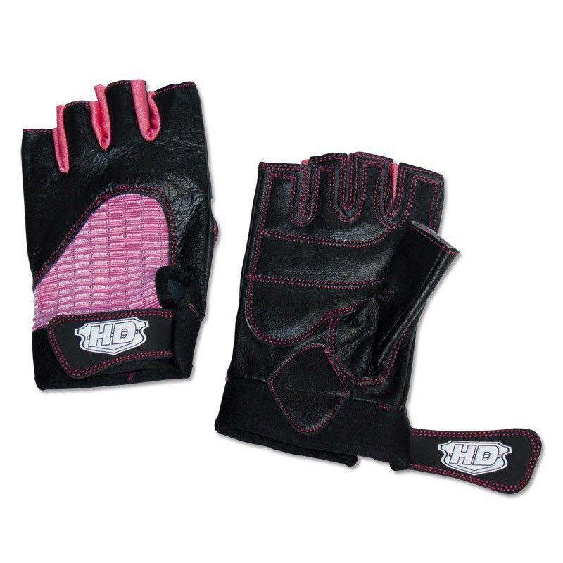 Dameshandschoenen Black/Pink