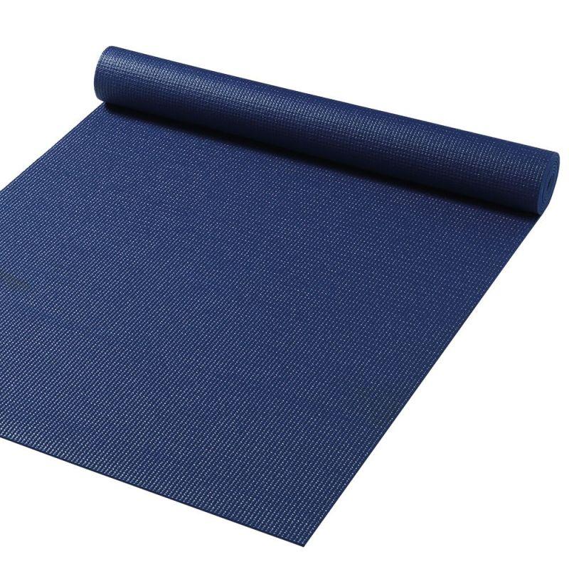 Yoga Mat 180 x 60 cm - Blauw