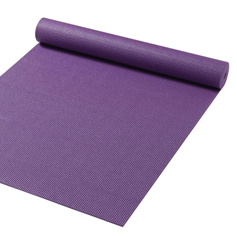 Yoga Mat 180 x 60 cm - Paars