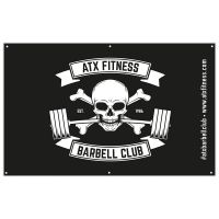 ATX Barbell Club Banner