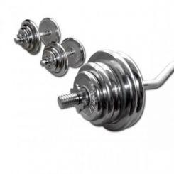 Chromen Curl Plus Set 60kg