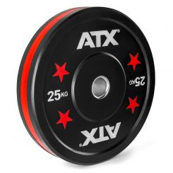 25 kg ATX Color Stripe Bumper Plate