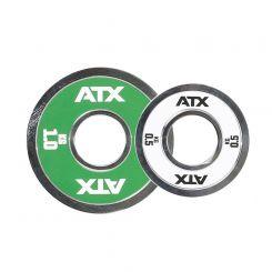 ATX Steel Fractional Plates