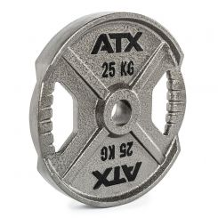 25 kg ATX Grey Iron Plate 50 mm