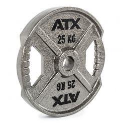 25 kg ATX Grey Iron Plate 50 mm