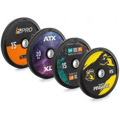 ATX DYO Rubber Bumper Plates