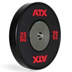 ATX Premium Bumper Plates (Zwart)