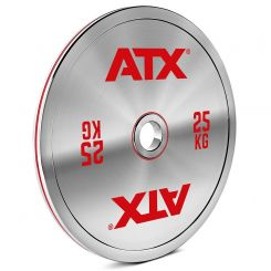 25 kg ATX Chrome Calibrated Steel Plate
