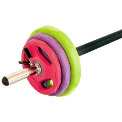 Aerobics Rubber-Gripper Set 19,5 kg