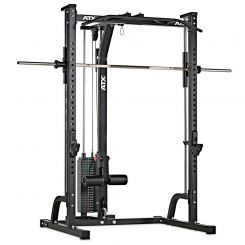 ATX Smith Machine MPX-620 + Lat Pulley met Gewichtstapel