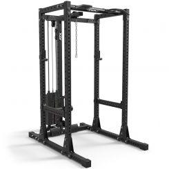 ATX Power Rack PRX-750 + Lat Pulley met 125 kg Gewichtstapel