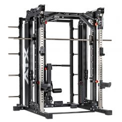 ATX Smith Cable Rack SCR-760 met Gewichtstapels + Lat Pulley
