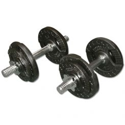 Barbarian Dumbbell Set 2 x 10kg