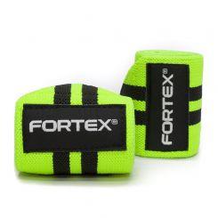 Fortex Wrist Wraps - Groen