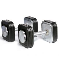 Ironmaster Quick-Lock Dumbbells 20 kg