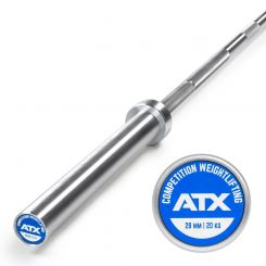 ATX Competition Weightlifting Bar