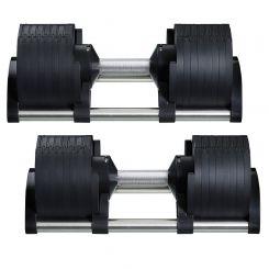 Nuobell Adjustable Dumbbells 2 - 32 kg