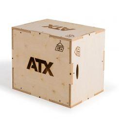 ATX Houten Plyobox 3-in-1