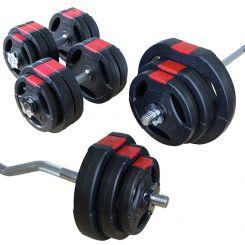 Kunststof-Gripper Complete Set 77 kg