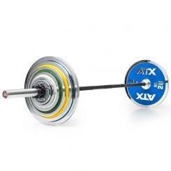 ATX Powerlifting Halterset 127,5 kg