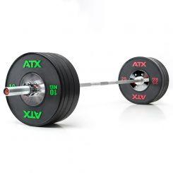 ATX Premium Bumper Plate Halterset 160 kg