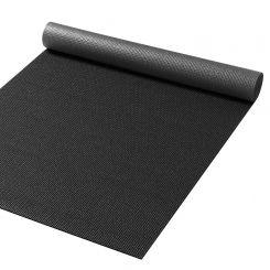 Yoga Mat 180 x 60 cm - Antracietgrijs