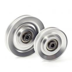 Aluminium Kabelkatrollen