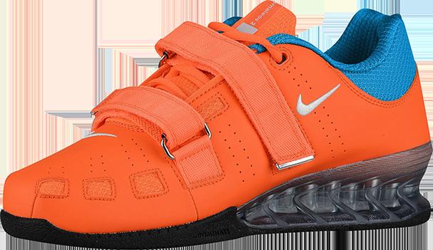 Nike Romaleos 2 Total Orange