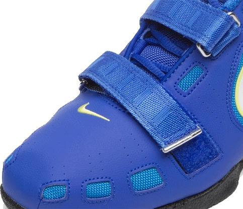 Nike Romaleos 2 klittenband