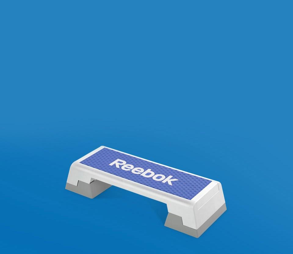 Reebok Step - Blauw