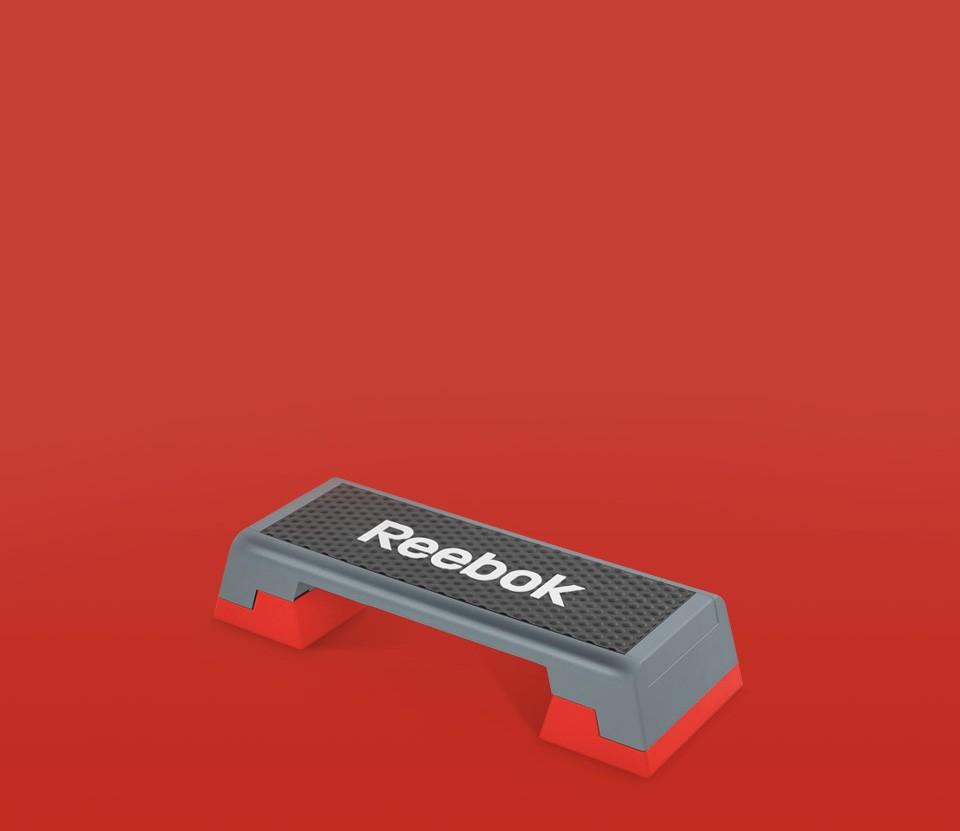 Reebok Step - Rood