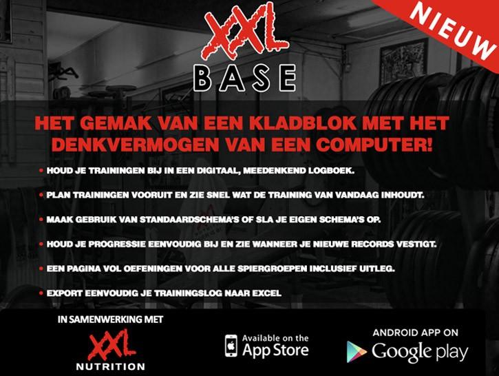 XXL Base Fitness App